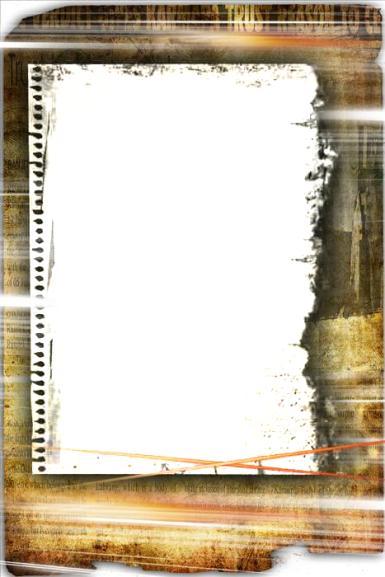 Рамки для текста. Рамка, фотоэффект: Записи в блокноте. Рамка, хорошо подходящая для оформления текста. Ваши записи будут стилизованы под записи в старинном блокноте.