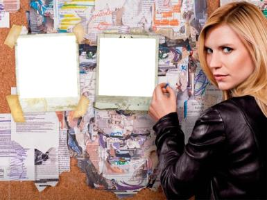 Звезды, журналы. Рамка, фотоэффект: Афиша. Ваше фото - на афише сериала РОДИНА 2
