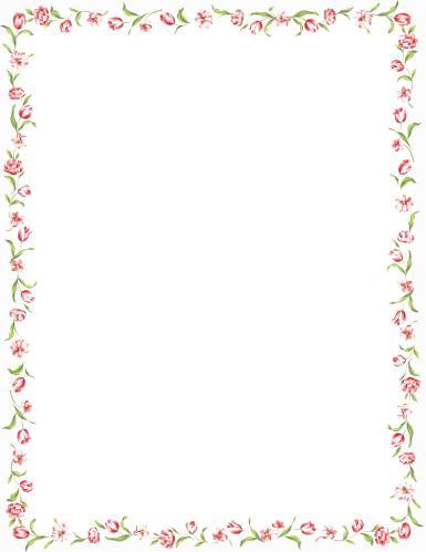 Рамки для текста. Рамка, фотоэффект: Маленькие цветочки. Вставить текст в рамку онлайн