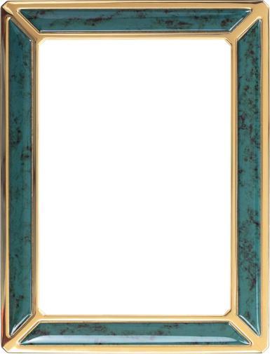 Рамки для текста. Рамка, фотоэффект: Строгий  малахит. Рамка для оформления текста