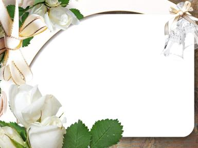 Свадебные. Рамка, фотоэффект: колокольчики на свадьбу. Звон колокольчиков на свадьбе — традиция многих стран. Он отгоняет злых духов и поднимает настроение гостей.