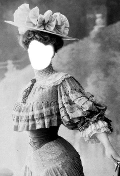 Черно-белые рамки. Рамка, фотоэффект: старое фото 19 век. художественность