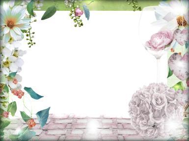 Свадебные. Рамка, фотоэффект: Свадебный букет невесты!. увлекательный творческий процесс.