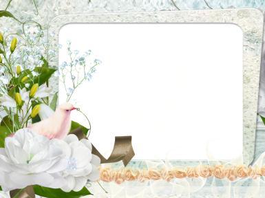 Свадебные. Рамка, фотоэффект: горько. необычайно значимый момент в жизни