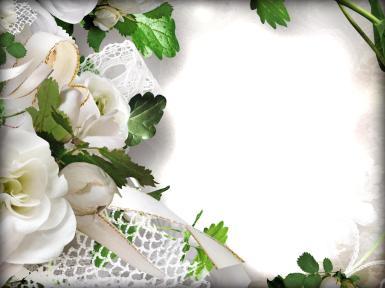 Свадебные. Рамка, фотоэффект: заставка. женитьба