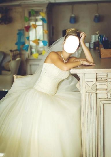 Свадебные. Рамка, фотоэффект: