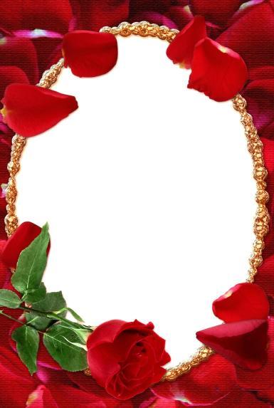 Фоторамка Красные розы Фоторамка для фото,
