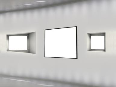 Черно-белые рамки. Рамка, фотоэффект: