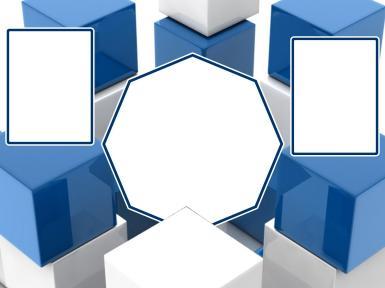 Три и более вырезов. Рамка, фотоэффект: Геометрия. Три выреза под фото. В 3Д стиле.