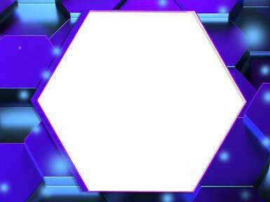 Синие, фиолетовые. Рамка, фотоэффект:
