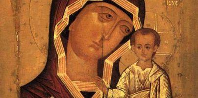 Явление иконы Божией Матери