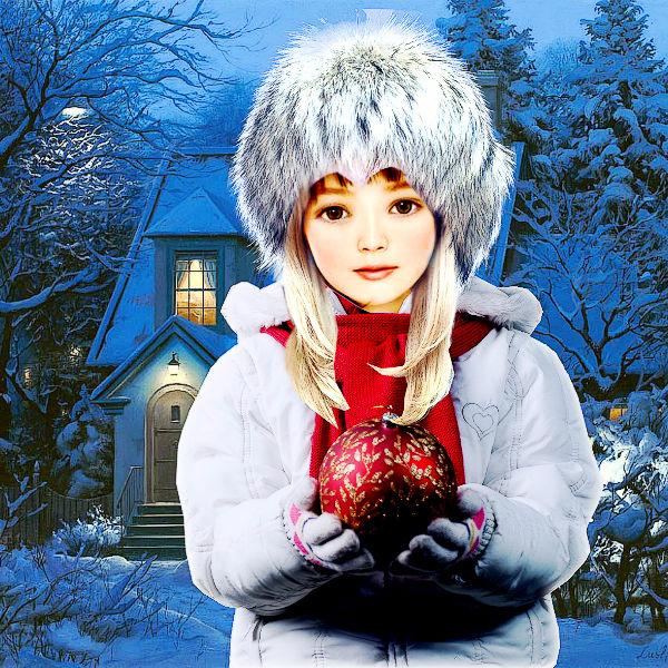 Рождество Праздник Детства Елена Шрейдер