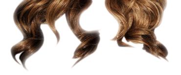 Кончики волос
