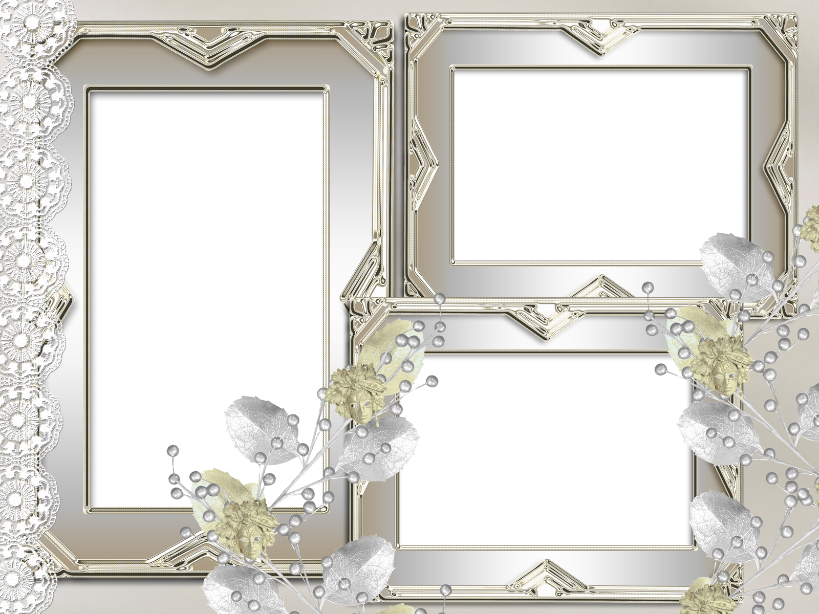 рамочки для свадебных фотографий коллажи такому