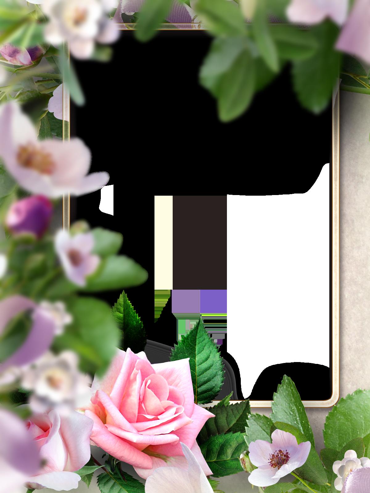 Рамки для фото с розами запахом