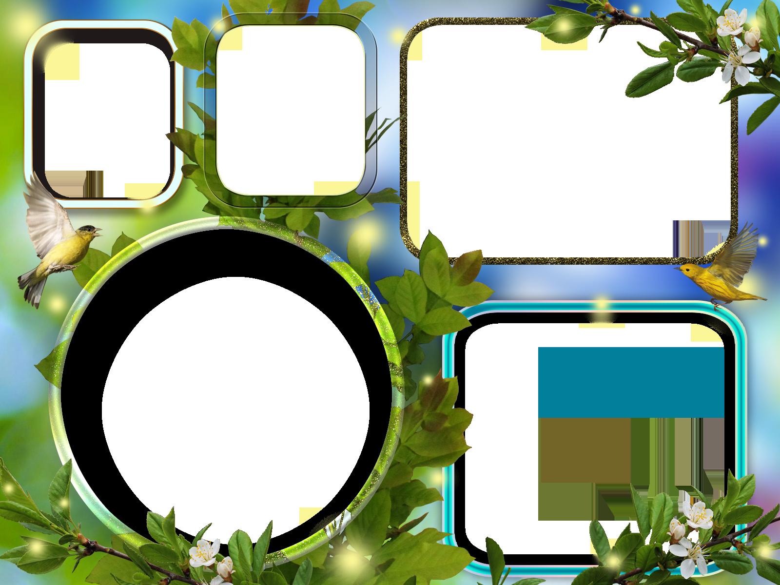 Фотоколлаж шаблоны для множества фото