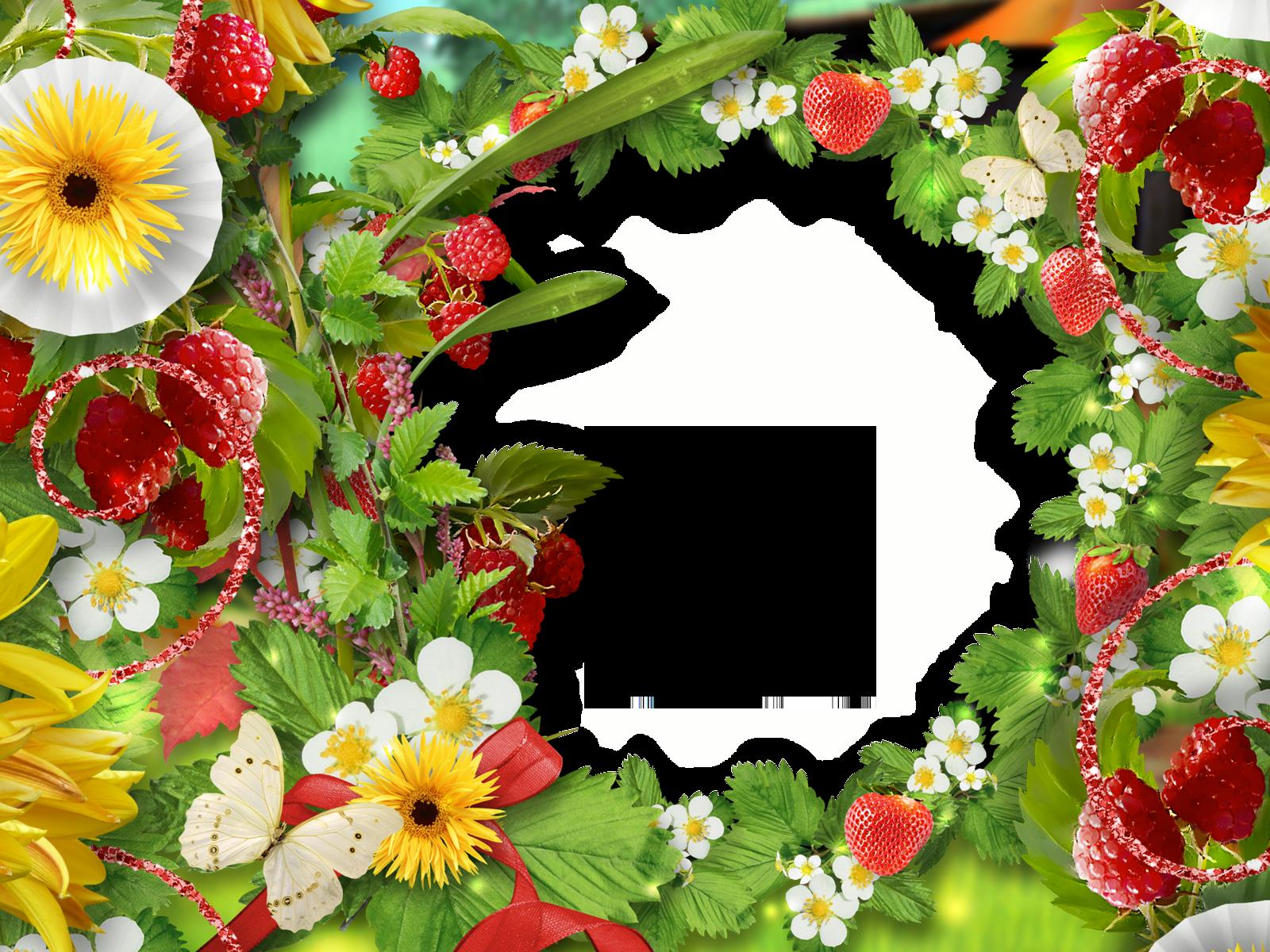 способ всегда фоторамки с ягодами верхнем фото