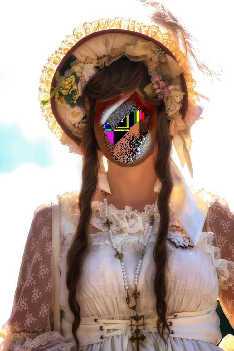 фото прикольное оформление вставить лицо прически можно украсить